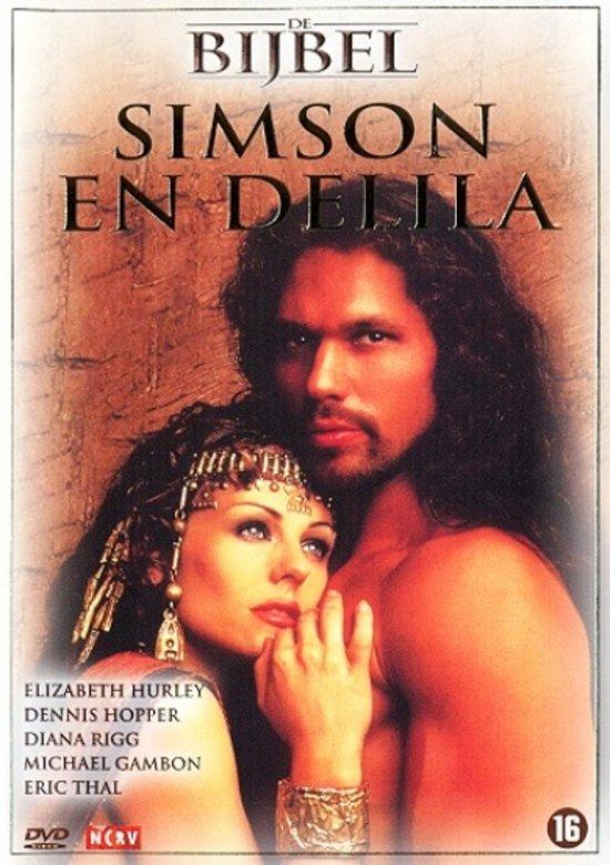 Cover van de film 'Bijbel, De - Simson & Delila'