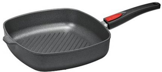 Woll Nowo Inductie Grillpan 28 x 28 cm