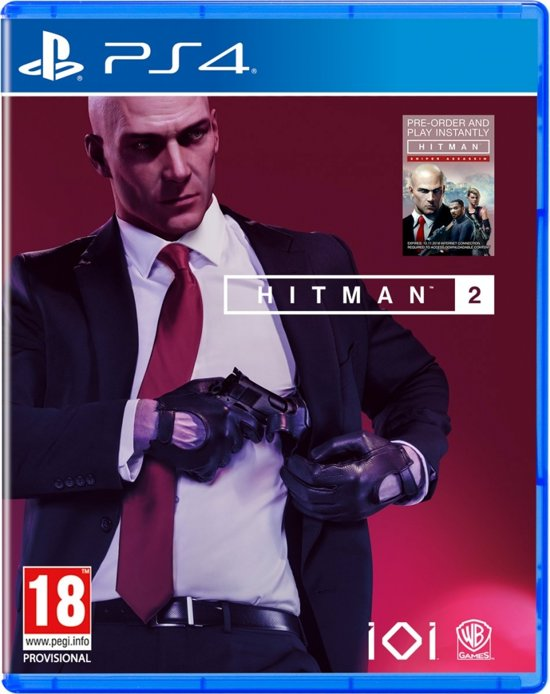 Hitman 2 /PS4