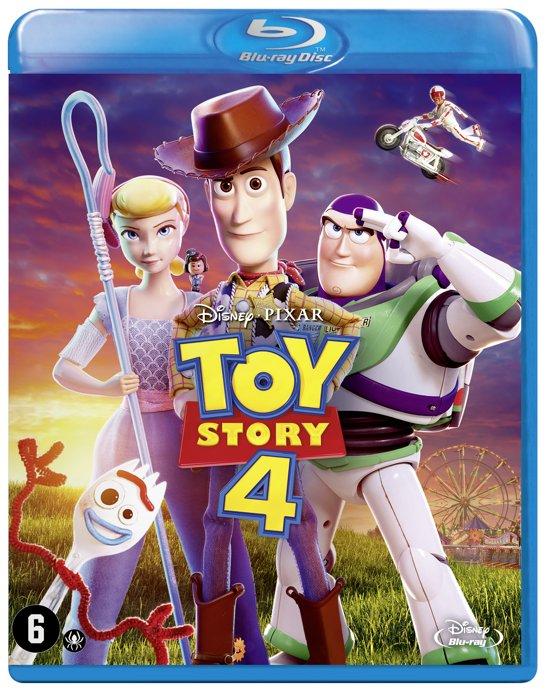 DVD cover van Toy Story 4 (Blu-ray)