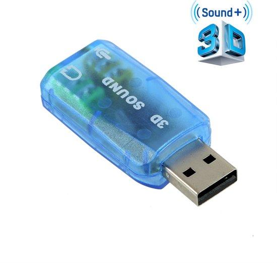Fonkelnieuw bol.com | Externe USB Geluidskaart Adapter 51 CH - Sound Card OY-14