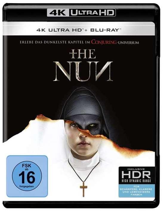 The Nun (Ultra HD Blu-ray & Blu-ray)
