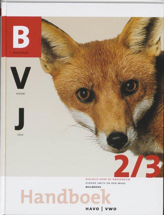 Biologie voor jou 2/3 Havo/vwo Handboek