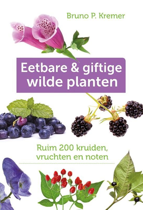 Eetbare en giftige wilde planten