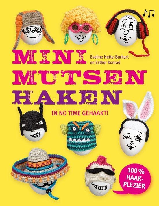 Bolcom Minimutsen Haken Ebook Eveline Hetty Burkart