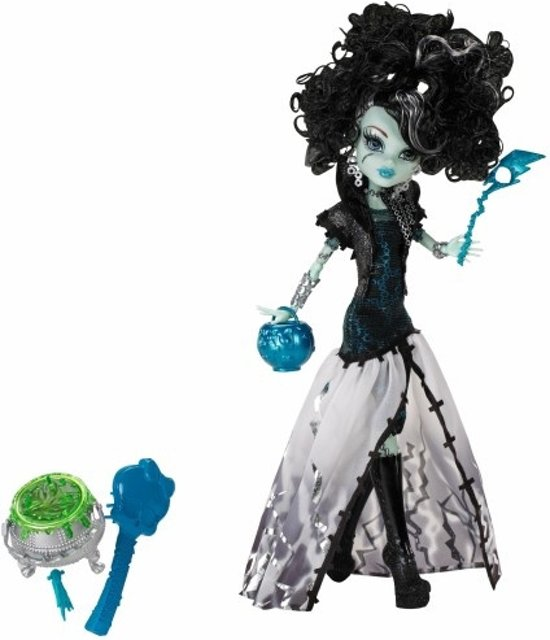Monster High Halloween Doll Frankie Stein