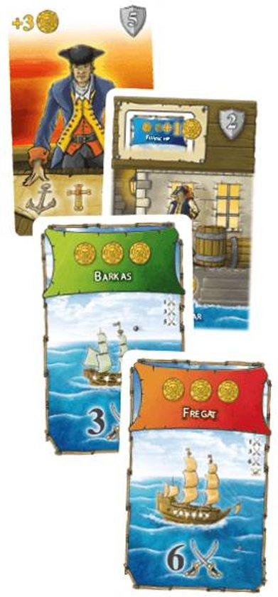 Thumbnail van een extra afbeelding van het spel Port Royal - Bordspel