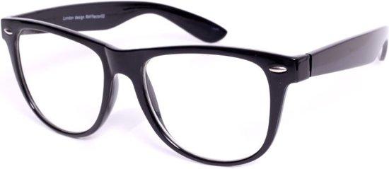 99ff81b099b2fa Nerdbril Zwart Classic