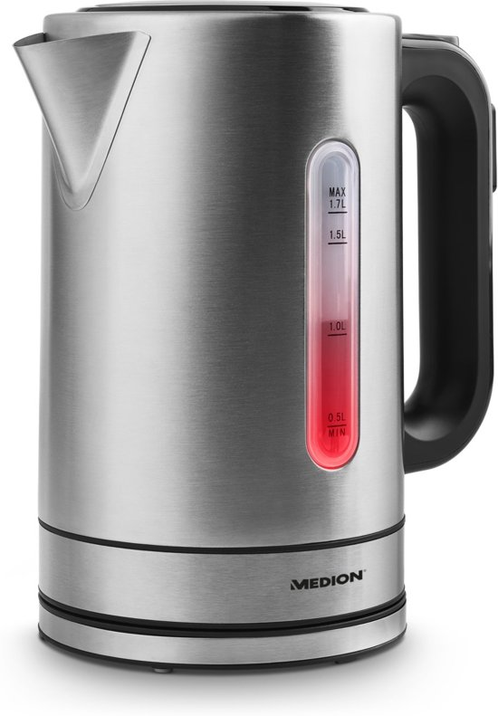 MEDION® Waterkoker met instelbare temperatuur MD 17385