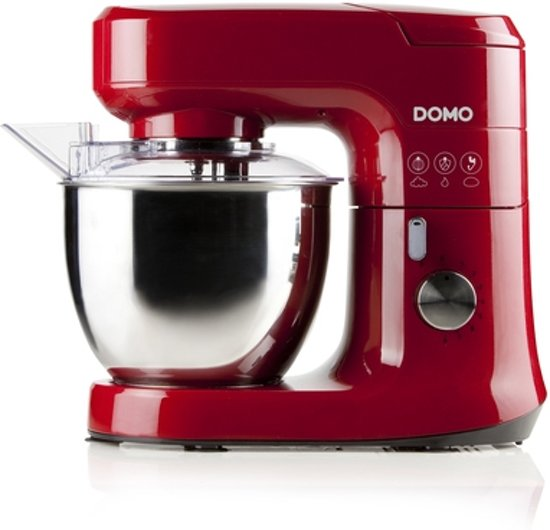 Domo DO9145KR Keukenmachine - Rood