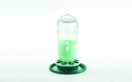 Fauna Hangpot Glas 1 l Mintgroen