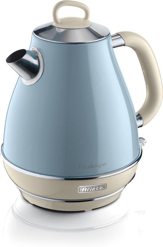 Ariete 2869 Retro Waterkoker 1.7 L Blauw