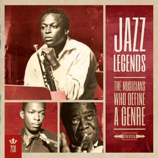 My Kind Of Music - Jazz Legends