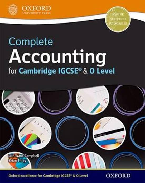 bol com | CIE COMP IGCSE/O LEV ACCOUNT BK/LINK, Brian Titley