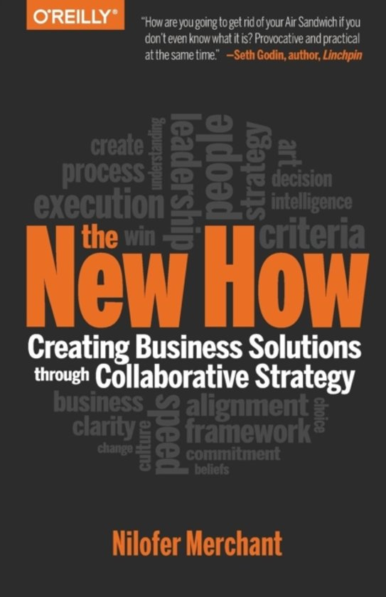 The New How (Paperback)