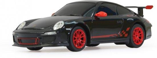 Jamara Porsche GT3 RS 1:24 - Bestuurbare auto - Zwart