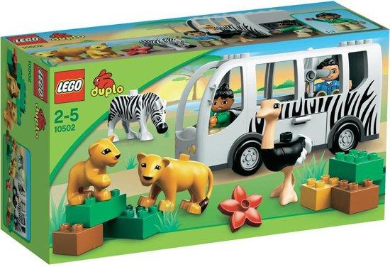 LEGO DUPLO Dierentuin Bus - 10502