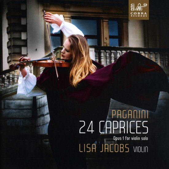 24 Caprices Opus 1 For Violin Solo