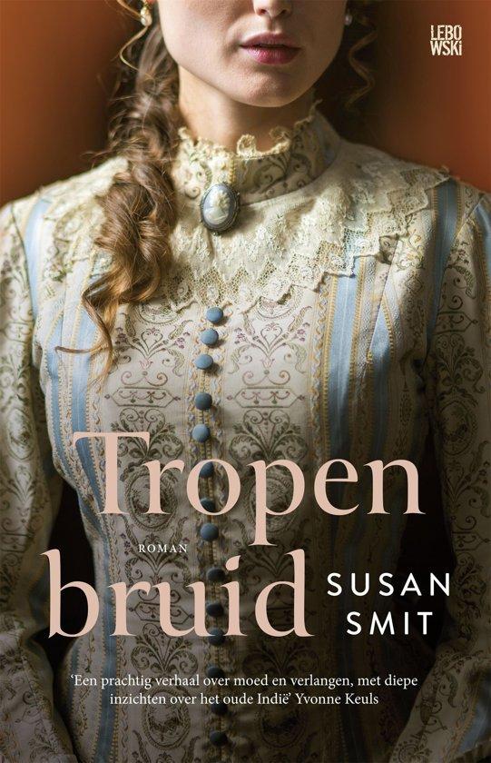 Boek cover Tropenbruid van Susan Smit (Onbekend)