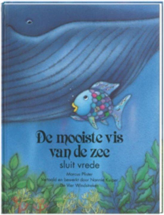 De Mooiste Vis van de Zee - De mooiste vis van de zee sluit vrede