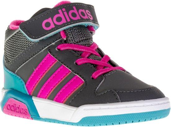 adidas roze blauw grijs