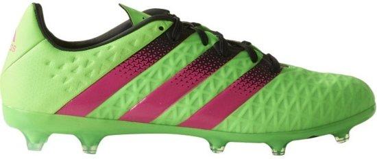 e40b870459c bol.com | Adidas Voetbalschoenen Ace 16.2 Fg / Ag Heren Groen Mt 42