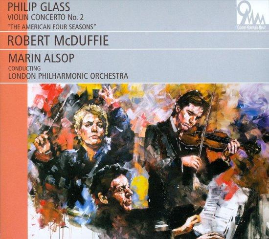 Violin Concerto No. 2 - The American Four Seasons