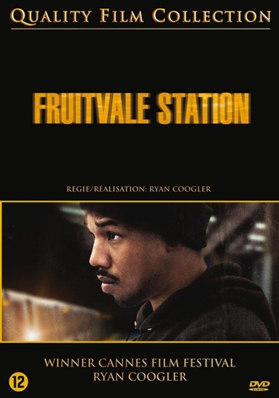 DVD cover van Fruitvale Station