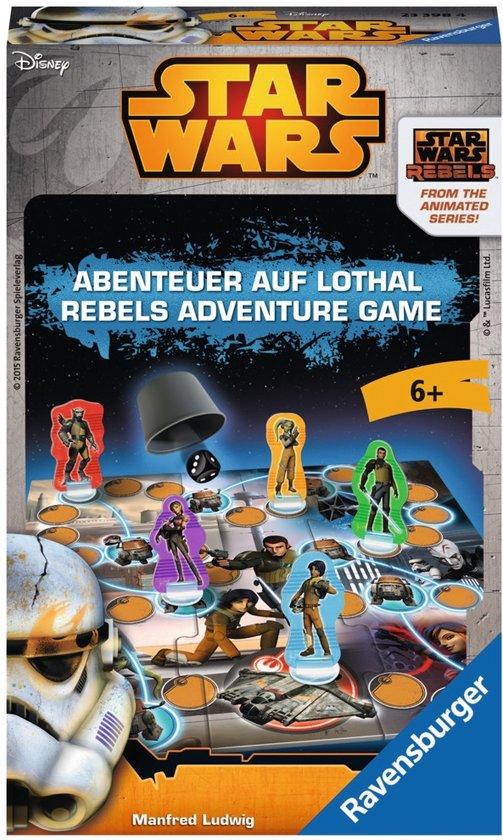 Afbeelding van het spel Star Wars: adventure game - Bordspel