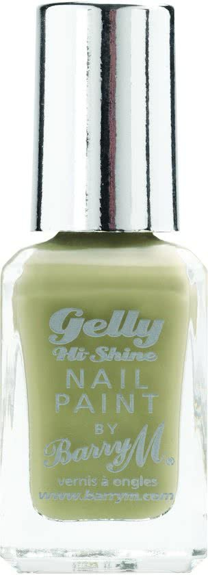 Barry M Nagellak Gelly # 23 Olive