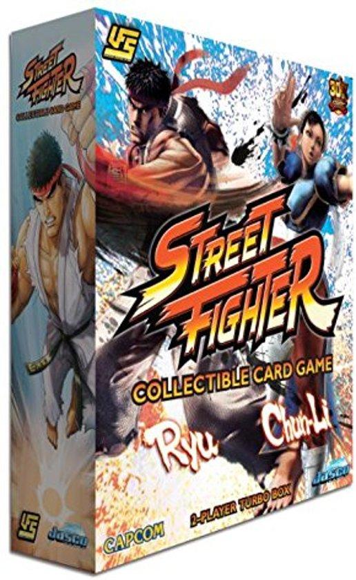 Afbeelding van het spel Street Fighter Ccg - Chun Li vs. Ryu 2-Player Starter