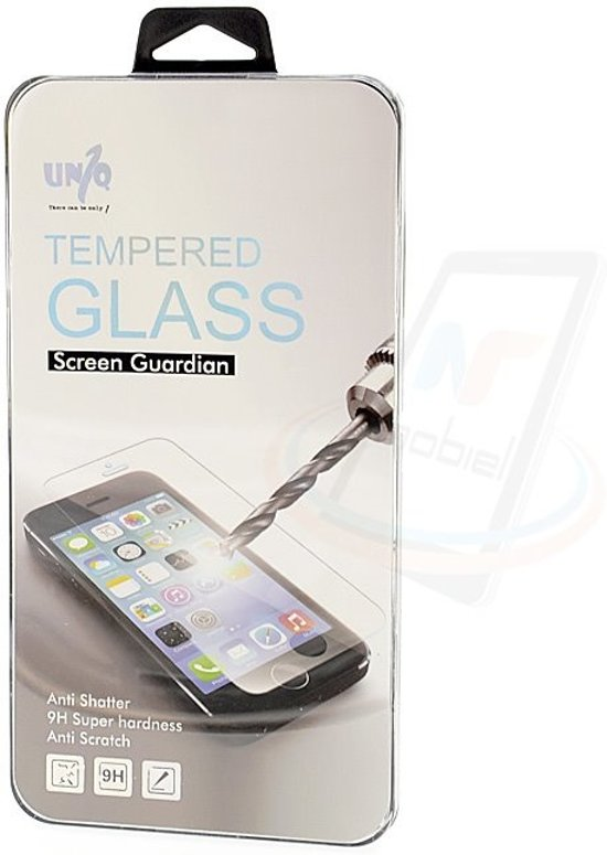 Glas screenprotector Transprant -  Xperia C7 (8719273229637)
