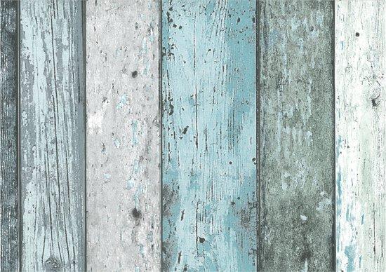 Dutch Wallcoverings Vliesbehang sloophout - groen