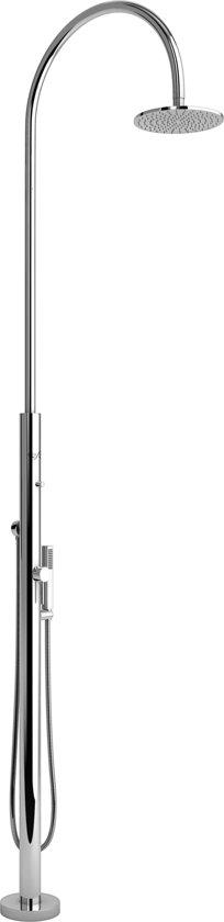 RVS Buitendouche ARIA Cylinder MDT Beauty