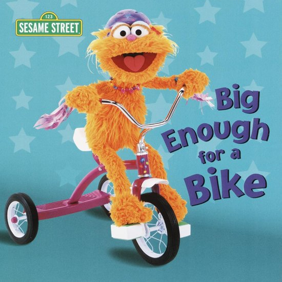 Big Enough for a Bike (Sesame Street)