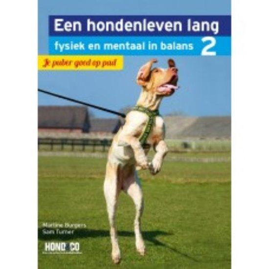 Een hondenleven lang fysiek en mentaal in balans 2. Je puber goed op pad.