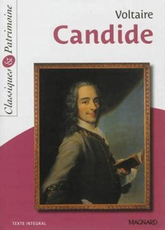 Bol Candide Ou Loptimisme Voltaire 9782210760851 Boeken