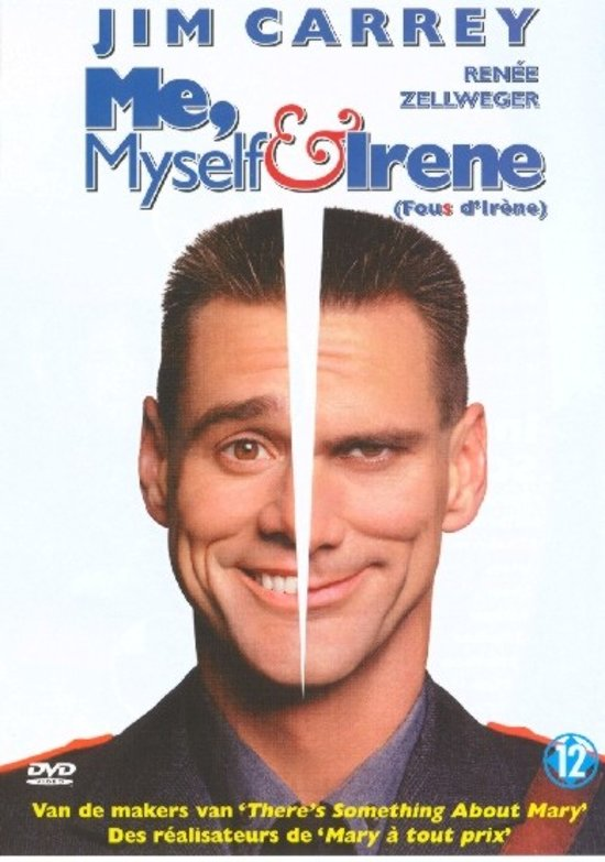 Cover van de film 'Me, Myself & Irene'