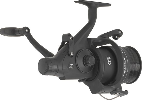 Vrijloopmolen Mitchell Avocast FS6500R Black met Lijn