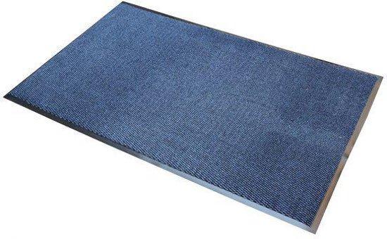 Tapijtkeuze Deurmat Lupo-60 x 80 cm-Blauw
