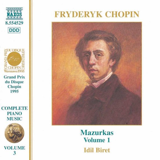 Chopin: Piano Music Vol.3