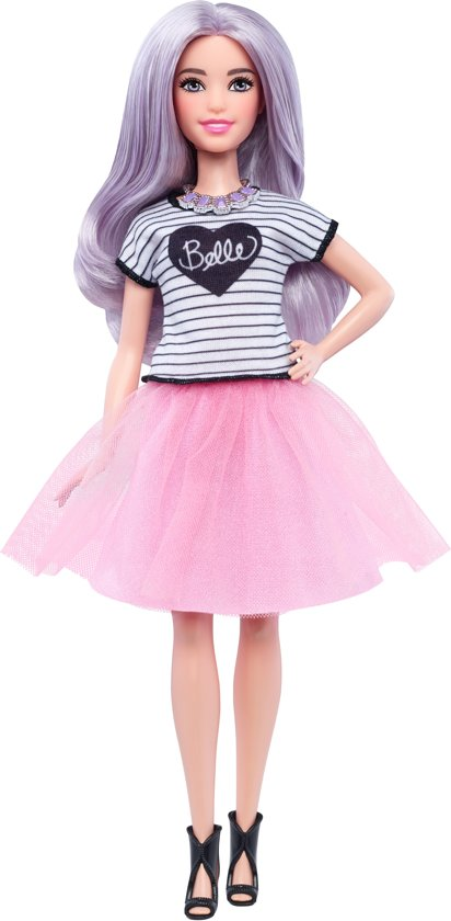 Barbie Fashionistas Tutu Cool - Petite - Barbiepop