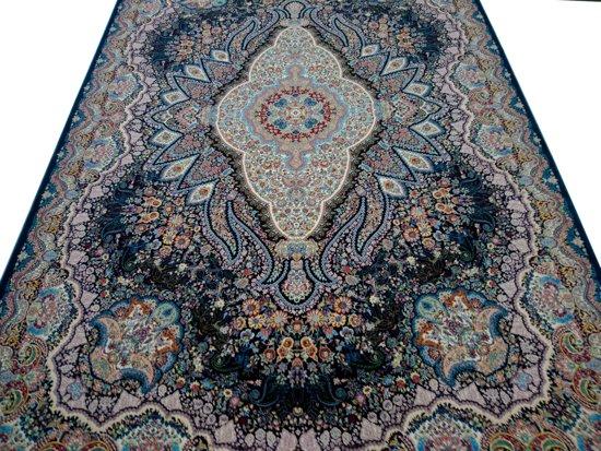 Perzisch Tapijt Blauw : Bol.com perzisch vloerkleed uit iran 200x290 klassieke design blauw