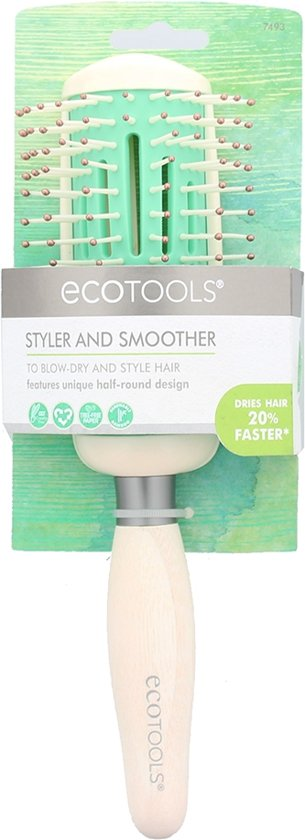 ECOTOOLS - Styler and Smoother Hair Brush