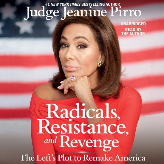 Boek cover Radicals, Resistance, and Revenge van Jeanine Pirro (Onbekend)