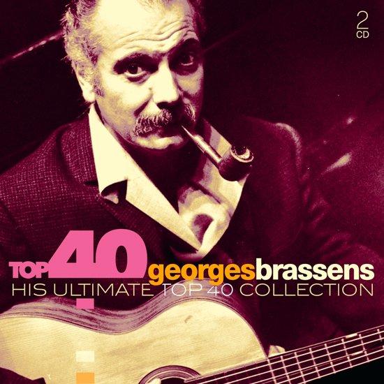 Top 40 - Georges Brassens
