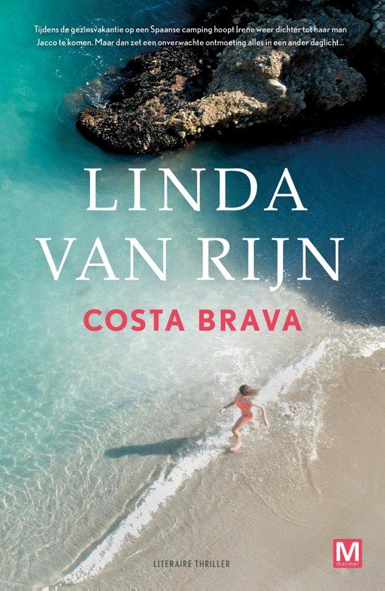 Boek cover Costa Brava van Linda van Rijn (Onbekend)