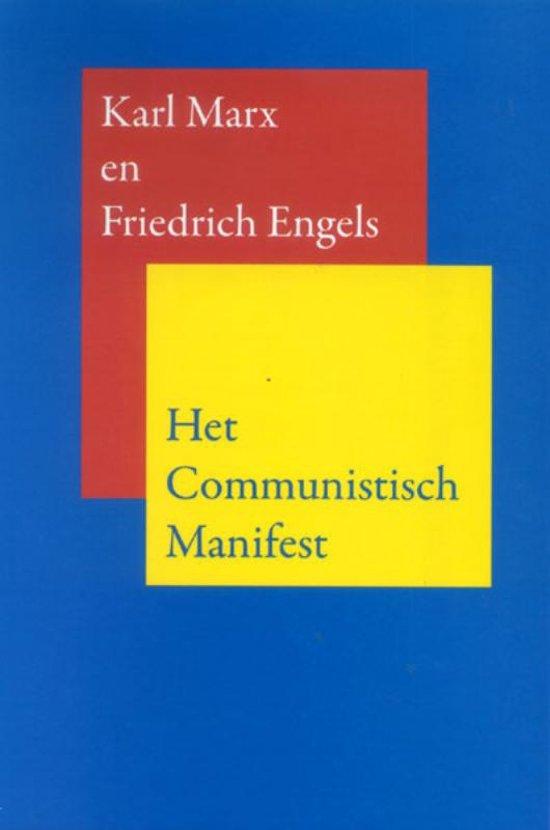 Bolcom Het Communistisch Manifest Karl Marx