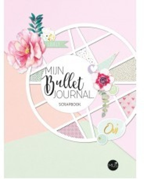 Mijn Bullet Journal scrapbook cut-outs by