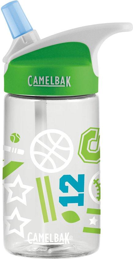 1fb30e372d6 bol.com   CamelBak Eddy Kids - drinkfles - 400 ml - Transparant ...